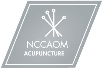 Diplomates of Acupuncture NCCAOM logo